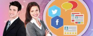 Online Reputation Management:  Leveraging Content & Social Media, Not Fake Reviews